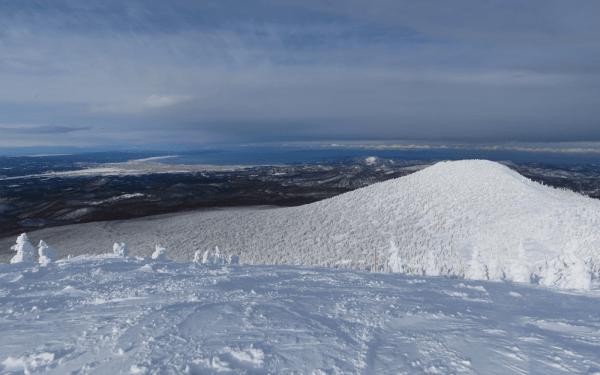 冬の八甲田