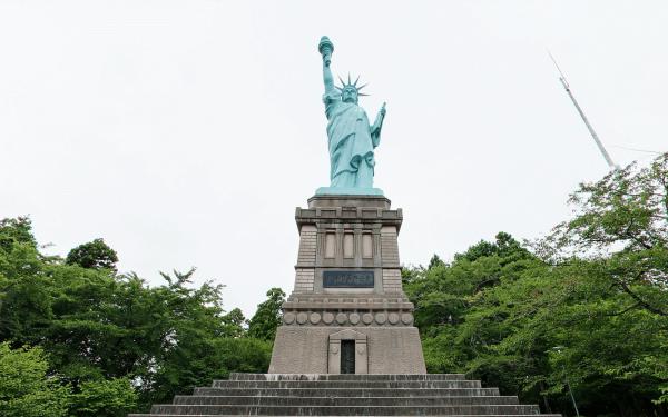 ニューヨークへ行きたいか!?