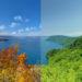 十和田湖 - 夏秋冬 -