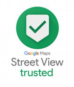 Googleストリートビュー認定パートナーロゴ