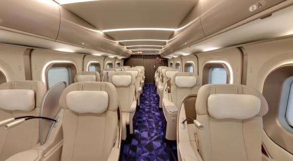北海道新幹線車両GranClass